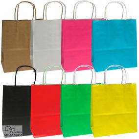 13d0b7d88 Bolsas De Papel De Colores Para Golosinas - Souvenirs para tu ...