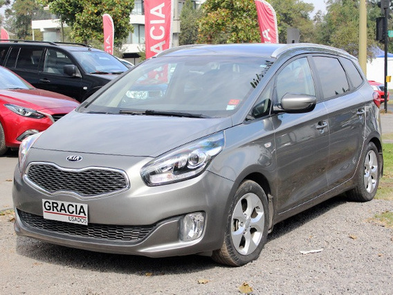 Kia Carens Ex 2.0 At 2015
