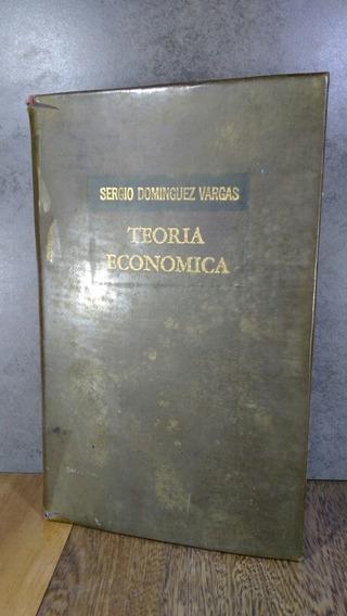 L1529 Sergio Domínguez Vargas Teoria Económica