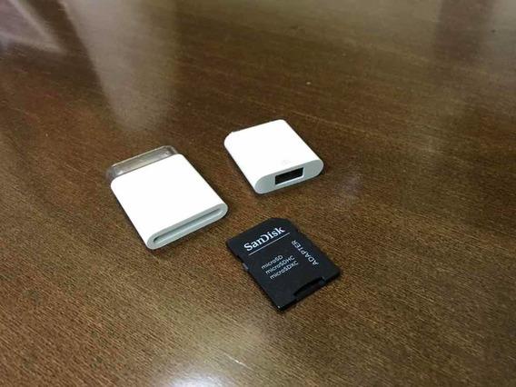 Adaptador De Memória Para iPad
