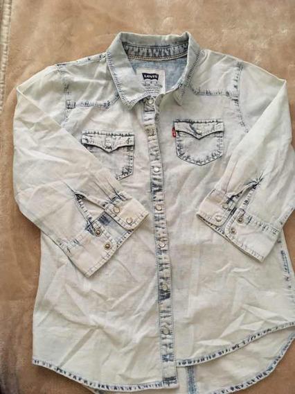 Camisa Levis Jeans Niña