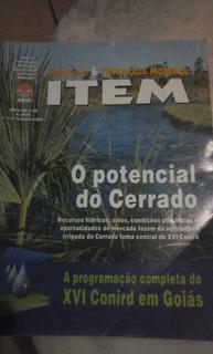 Revista Item- Irrigação E Tecnologia Moderna N 69/70