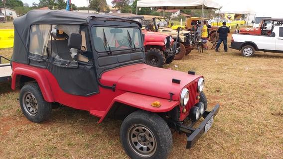 Jeep Cj2