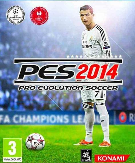 Pro Evolution Soccer 2014 Pes 2014 Pc