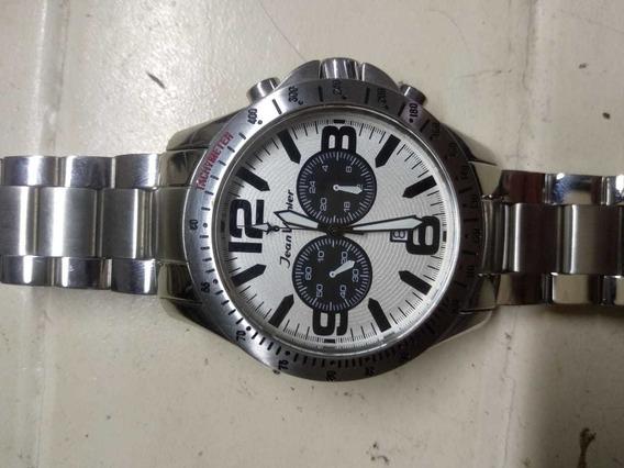 Relógio Jean Vernier Cronografo Jv62833