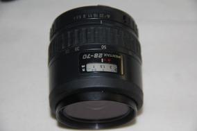 Câmera Fotográfica Pentax Mz-10 Analógica