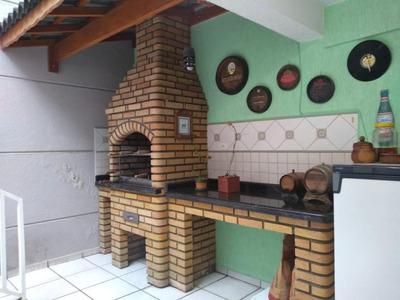 Sobrado Proximo Bosque Maia Com 4 Suites, E Area Gourmet - So2369