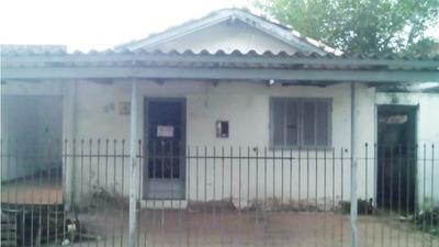Vende-se Casa Alvenaria Em Tubarão B. Passagem Escriturada
