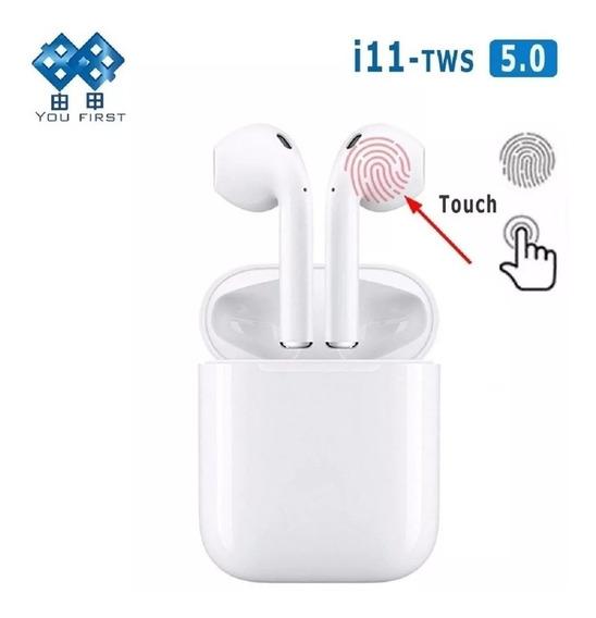 Audífonos Inalámbricos AirPods I11s Tws Sensor Digital