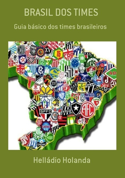 Livro Brasil Dos Times