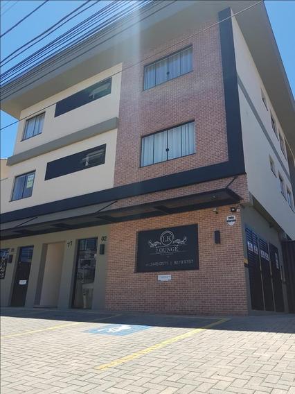 Apartamento Em Bucarein, Joinville/sc De 28m² 1 Quartos Para Locação R$ 500,00/mes - Ap277147