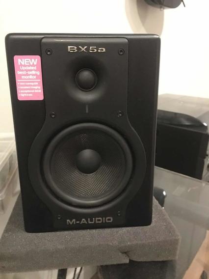 Par De Monitores M-audio Bx 5a