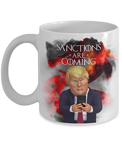 Divertido Humor Politico Taza De Cafe Regalo Donald Trump Tw