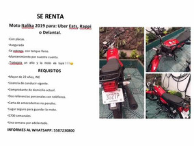 Moto Italika 2019