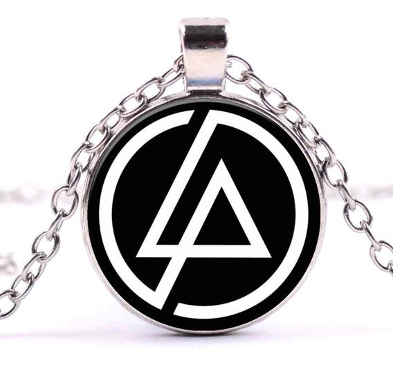 Collar Linkin Park Banda Rock Chester Bennington Regalo Moda