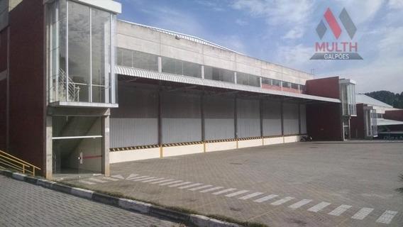 Galpão Industrial Para Locação, Itaqui, Itapevi. - Ga0322