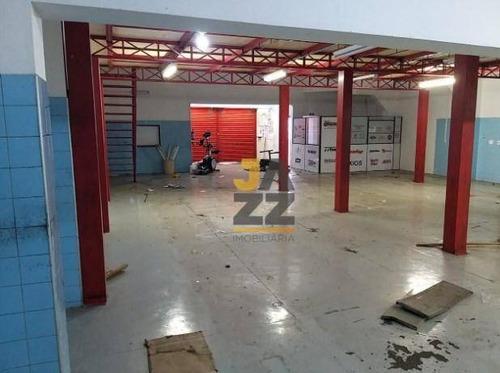 Imagem 1 de 30 de Prédio Comercial,  Jardim Bela Vista, Campinas. - Pr0043