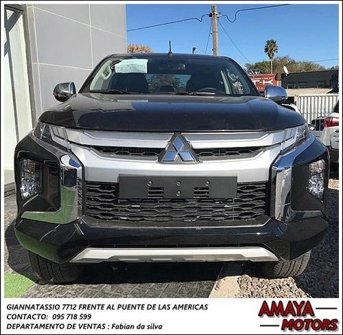 Mitsubishi New L200 2020 Desde U$s 34.990