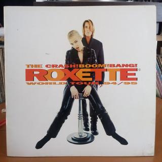 Libro De Gira Roxette The Crash!boom!bang! World Tour 95/95