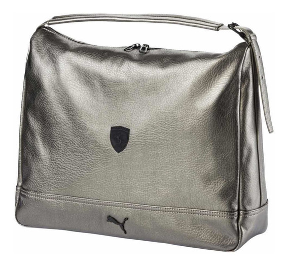 Bolso Puma Metalico 07551401 Dancing Originals