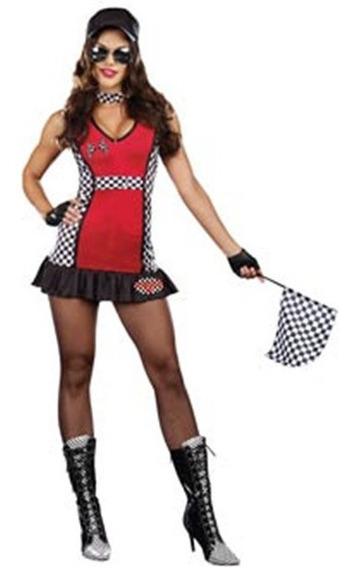 Disfraz Banderillera Mujer Fiestas Halloween Talle M