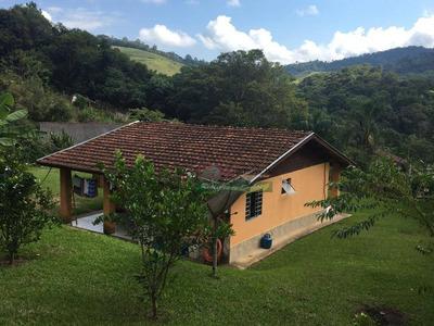 Chácara Com 2 Dormitórios À Venda, 1300 M² Por R$ 350.000 - Santo Antônio Do Pinhal/sp - Ch0084
