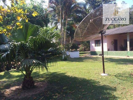 Chácara Residencial À Venda, Jardim Santa Helena, Igaratá. - Ch0052