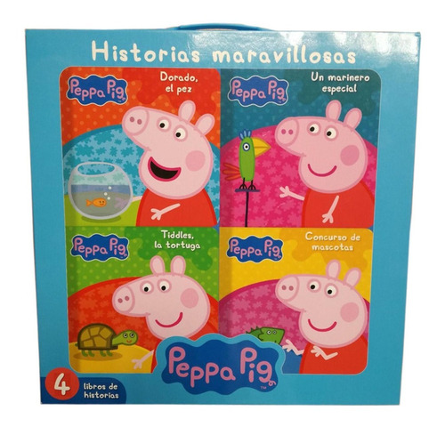 Valijita Peppa Pig Pack | Oficial