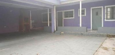 Casa Com 2 Dormitórios Em Itanhaém, Lado Praia - 5489/p