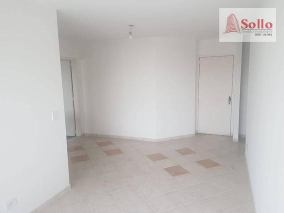Apartamento Com 3 Dormitórios No Cond. Mirante Do Rosália - Vila Rosália - Guarulhos/sp - Ap0015