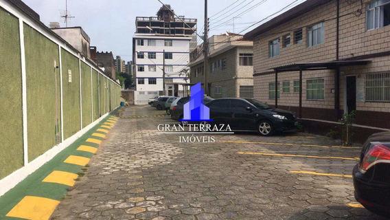 Apartamento Com 1 Dorm, Canto Do Forte, Praia Grande - V422