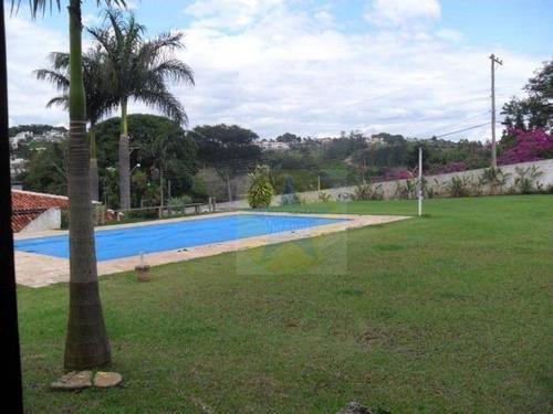 Chácara Residencial À Venda, Chacara Interlagos, Atibaia - Ch0838. - Ch0838