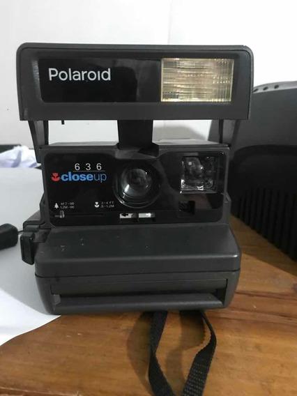 Máquina Polaroid Decoração