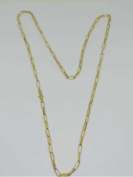 Corrente Em Ouro 18k 60cm Cartier