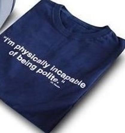 Camiseta Dr House M.d. - Azul Marinho Tamanho G - Original