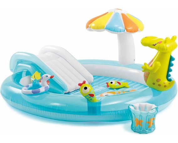 Playcenter Caiman Inflable Intex #57129