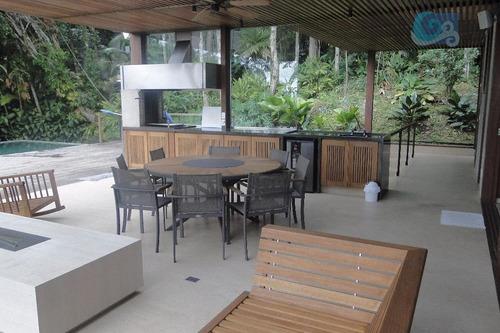 Imagem 1 de 30 de Casa  À Venda Condomínio São Pedro - Guarujá. - Ca1639