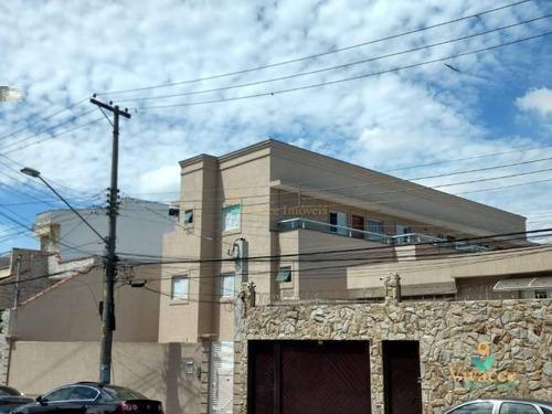 Imagem 1 de 11 de Apartamento À Venda, 45 M² Por R$ 190.000,00 - Vila Euthalia - São Paulo/sp - Ap3019