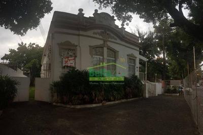 Casa Comercial Para Locação, Santo Amaro, Recife. - Ca0095