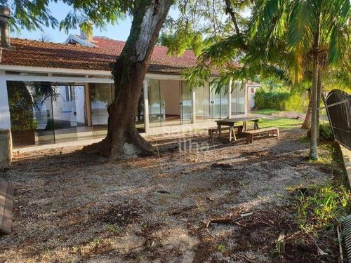 Imagem 1 de 14 de Casa Com 6 Dormitórios À Venda, 350 M² Por R$ 1.780.000,00 - Lagoa Da Conceição - Florianópolis/sc - Ca2970