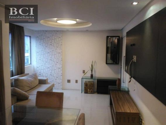 Apartamento Com 2 Dormitórios Para Alugar, 80 M² Por R$ 2.500,00/mês - Espinheiro - Recife/pe - Ap10070