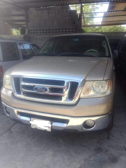 Ford Crew-cab 4 Puertas Doble Cabina 2008 Aut.