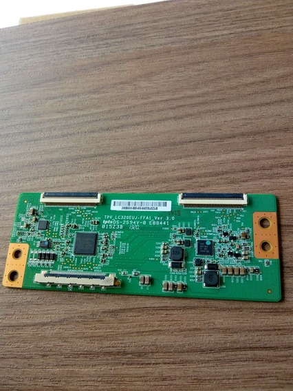 Placa T-con Tv Philips Tpv_lc320euj-ffa1_ver