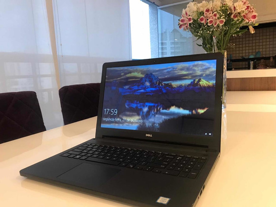 Notebook Touch Dell Inspiron 5566 Intel Core I3 7th 6gb Ram