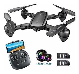 Zuhafa Thor Drone Plegable Con Cã¡mara Hd De 1080p Wifi Fp