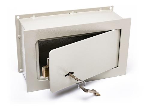 Caja Fuerte 15x25x9 De Embutir Pared Fina Amurar E1 S/b