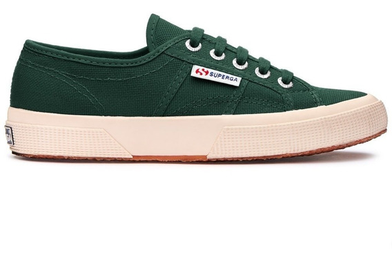 Superga 2750 Cotu Classic Strategic - Green Pine