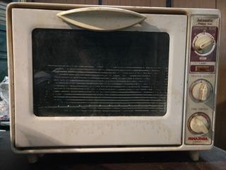 Horno Eléctrico Marca Electric Oven Cm 101