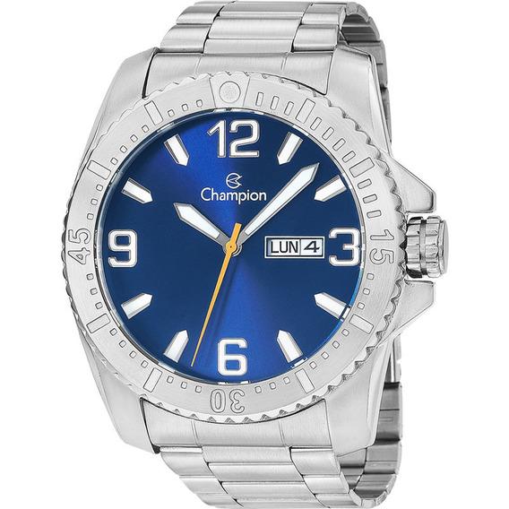 Relógio Champion Masculino Original Garantia Nota Ca31588f