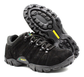 Tenis Adventure Em Couro Bmbrasil Boots 5309